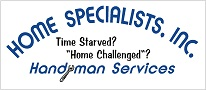 Handyman Services by Home Specialists, Inc.